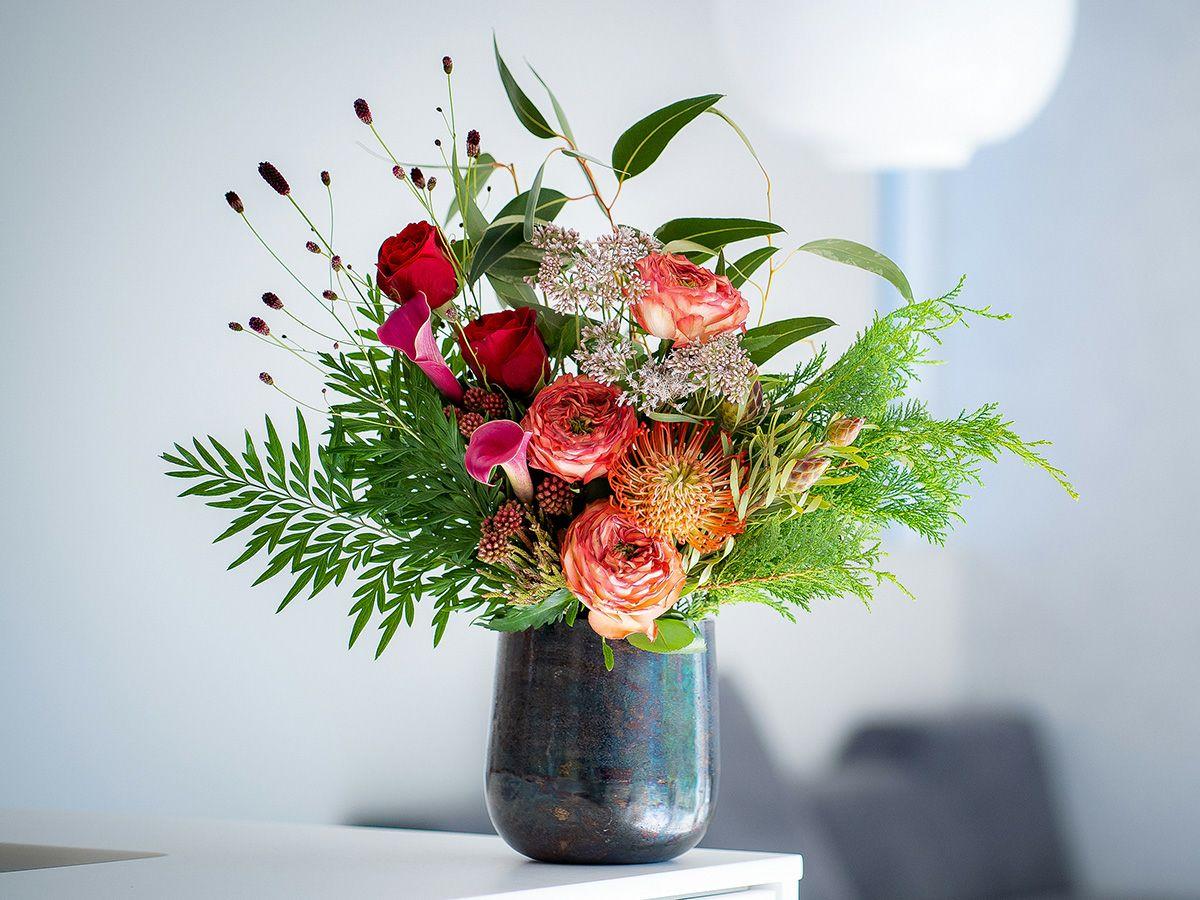 【定期便】世界の花のある暮らし
